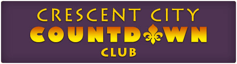 Crescent City Countdown Logo